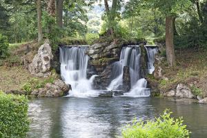 Wasserfall im Cotentin