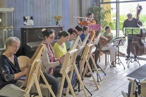 Ensemble Harfonica