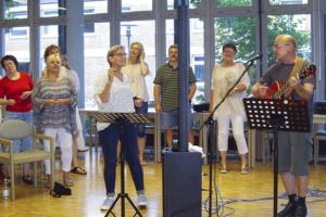 Rosdorf singt